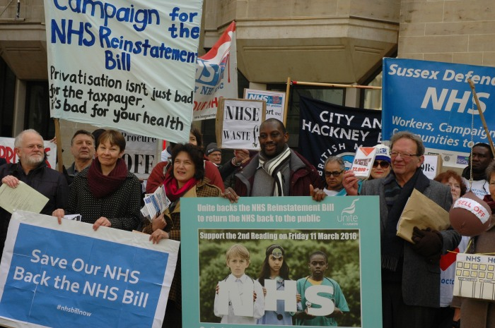 nhsbill 2nd Read DOH
