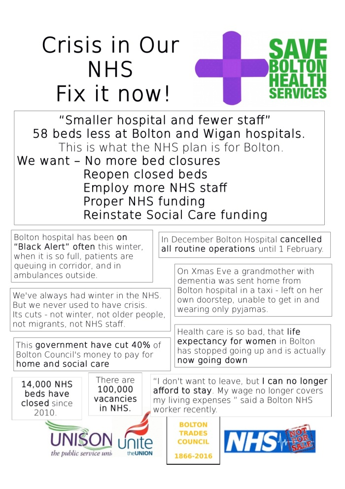 2018 rally leaflet save NHS 24th Feb version 2
